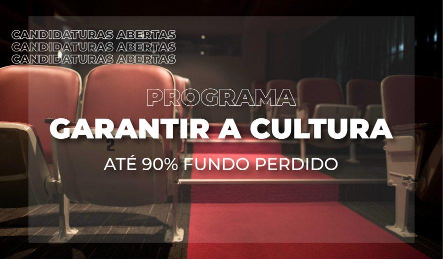 Programa Garantir Cultura