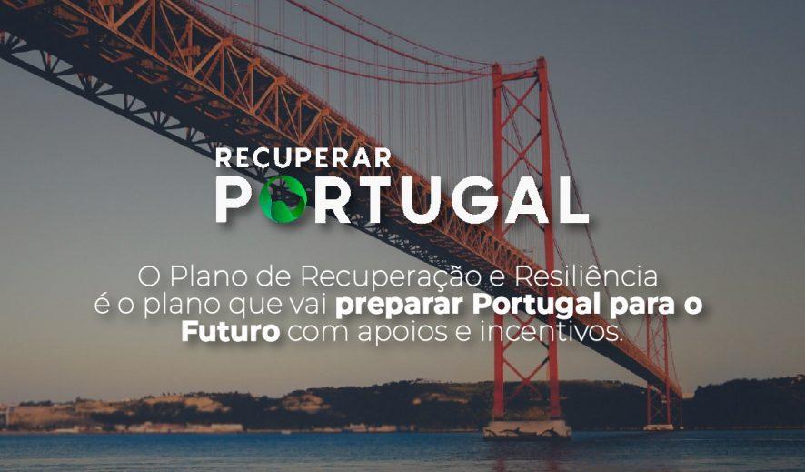 Recuperar Portugal | Plano de Recuperação e Resiliência
